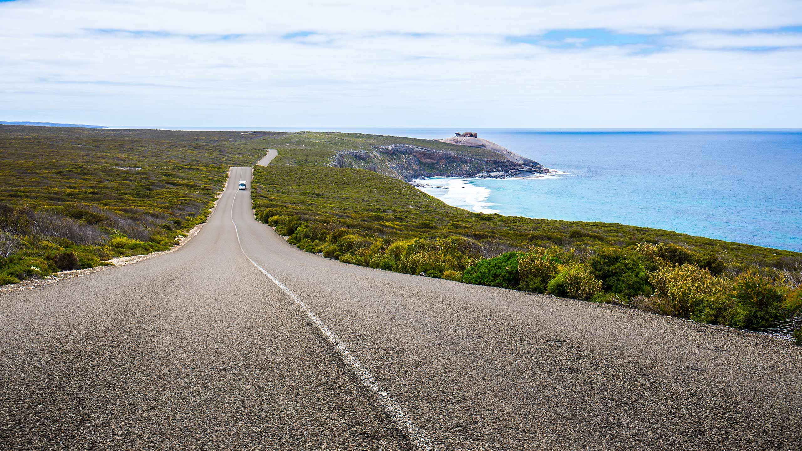 Road trip Kangaroo Island in an electric hire car